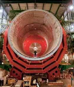 Большой андронный коллайдер