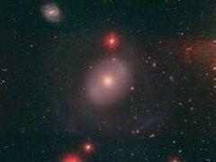 галактика NGC 4151