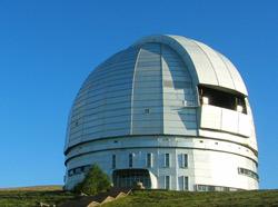 Купол телескопа БТА-6.
