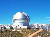 "Башня телескопа ""Джемини юг"""