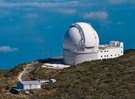 Большой Канарский телескоп. gran telescopio canarias.