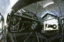 Зеркало телескопа Keck-2. keck-ii mirror.