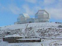Телескопы Магеллана. Обсерватория Лас-Кампанас.