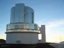 """Телескоп """"Субару"""""""