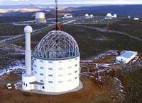 Большой Южноафриканский Телескоп.