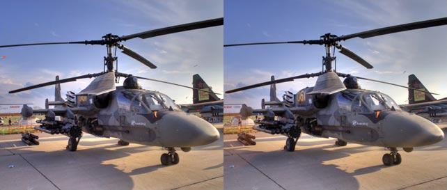Вертолёт-3D