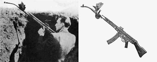 Кривоствольная винтовка