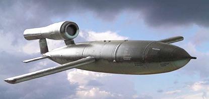 """Ракета """"Фау-1"""""""