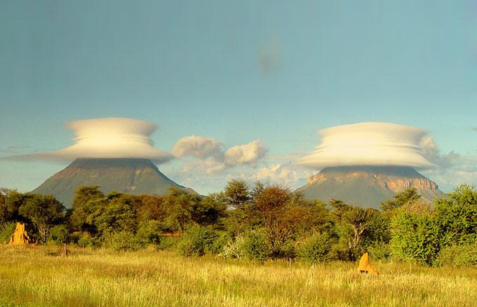 Горы оматако, Намибия