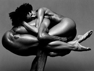"""""""Любовь"""", фото Говарда Шатса"""