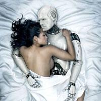 в постели с роботом