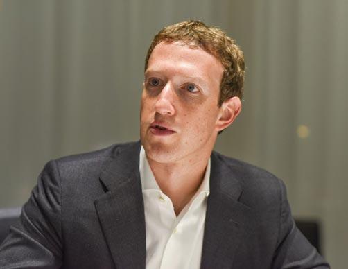 создатель Facebook